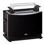 Braun Toaster HT 450 schwarz