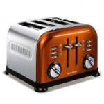 Maroon Toaster 4er