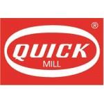 Quickmill Brühkopfsieb oben...